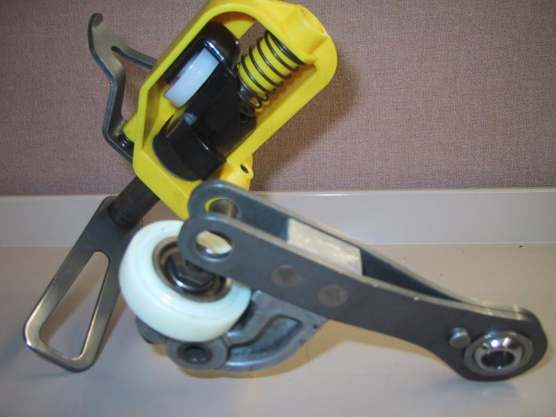 Gripper with chain link